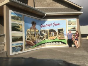 The sign from Seaside, OR