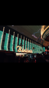 Binion's! One of the originals!