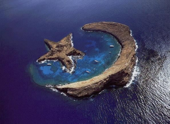 moon and star island