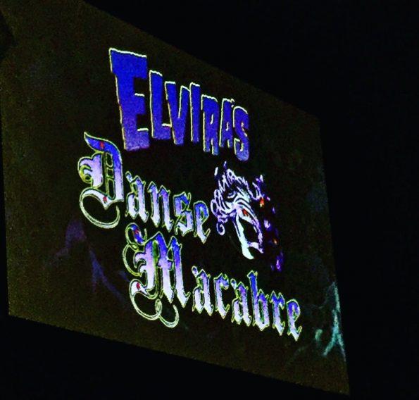 Elvira's show for 2016