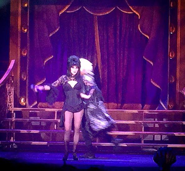 Elvira!